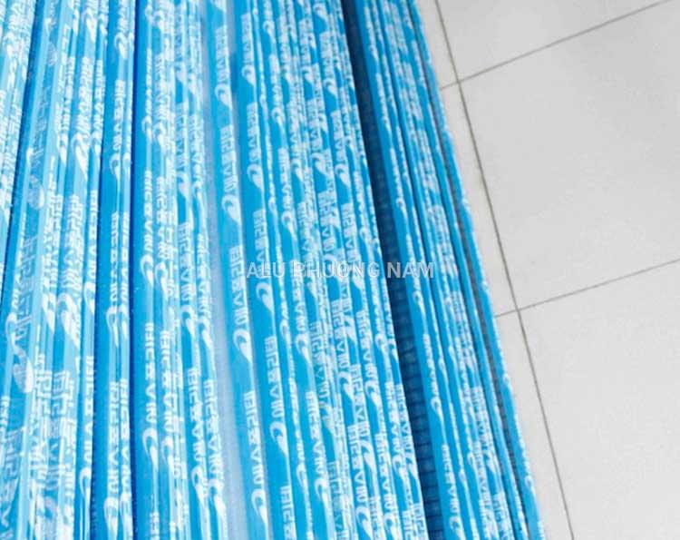 Tấm lợp lấy sáng poly rỗng Hàn Quốc